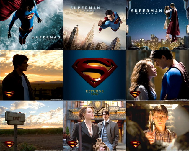 Superman Returns Official Wallpaper Pack The Spirit The