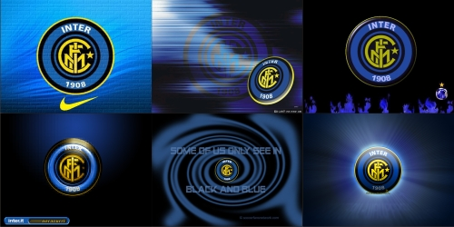 Inter Milan Logo Wallpaper Pack The Spirit The Star And The Sky