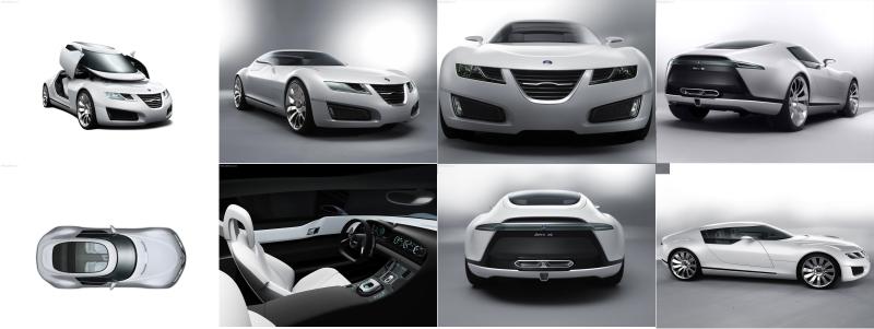 2009 Saab Aero X. Saab Aero X Concept Car